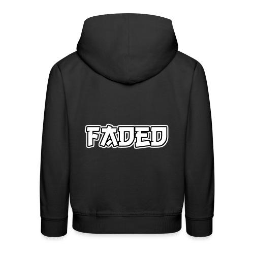 Faded - Kinder Premium Hoodie