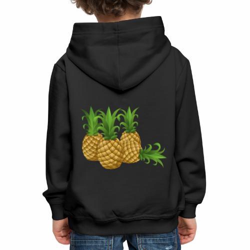 Ananas - Kinder Premium Hoodie