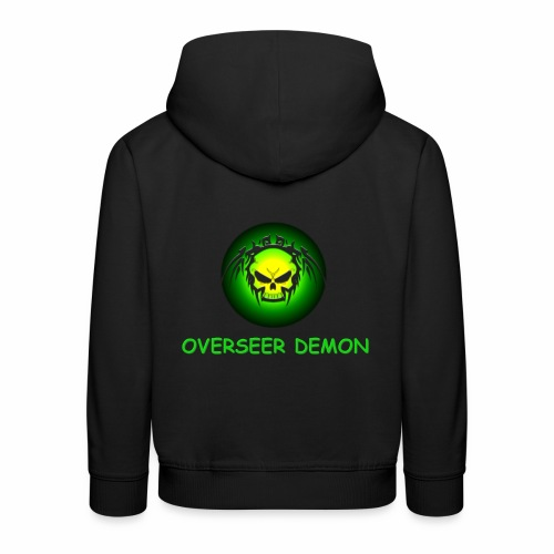 Official Overseer Demon - Kids' Premium Hoodie