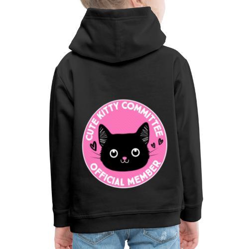 Kitty Committee - Kids' Premium Hoodie