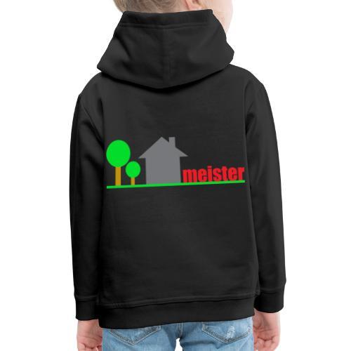 Hausmeister - Kinder Premium Hoodie