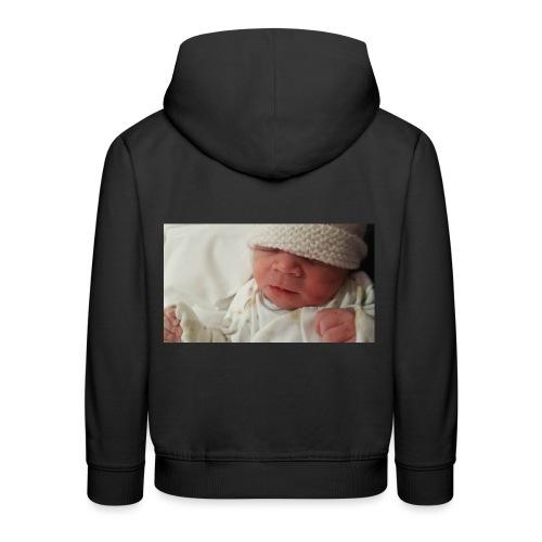 baby brother - Kids' Premium Hoodie