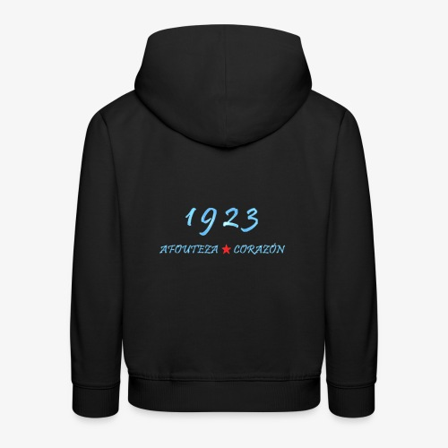 1923 - Sudadera con capucha premium niño