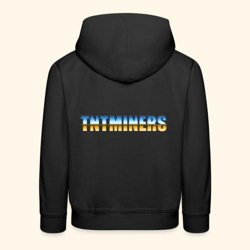 TntMiners annan färg 2 - Premium-Luvtröja barn