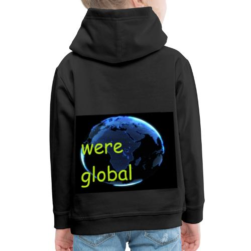 Were Global - Lasten premium huppari