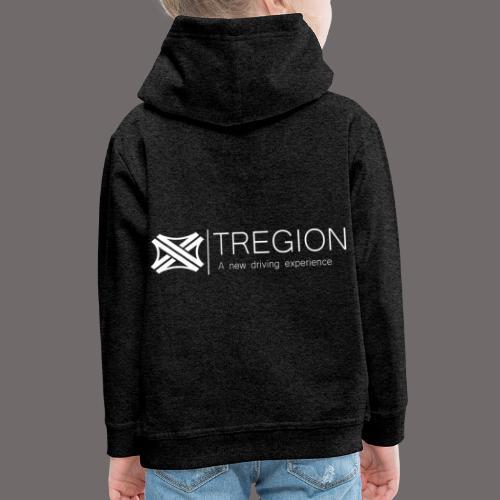 Tregion Logo wide - Kids' Premium Hoodie