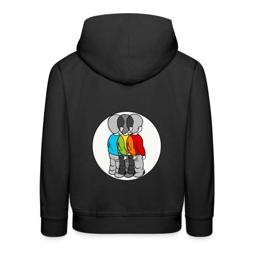 Roygbiv - Kids' Premium Hoodie