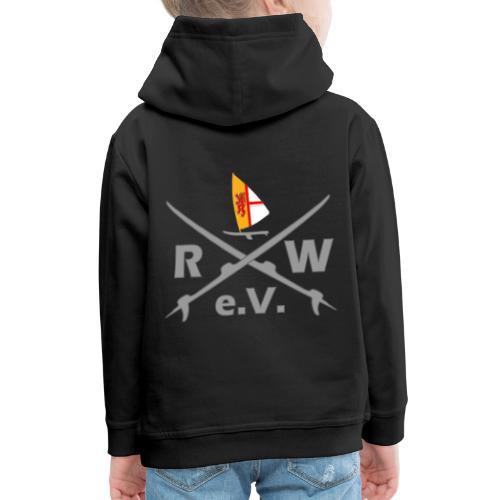 RWeV Boards Grey - Kinder Premium Hoodie