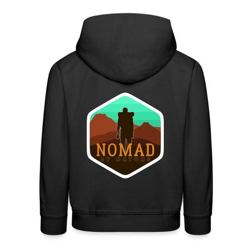 Nomad By Nature - Kinder Premium Hoodie