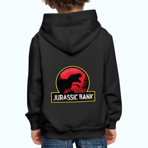 Jurassic Bank Bankster - Kids' Premium Hoodie