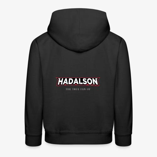 The True Fan Of Hadalson - Kids' Premium Hoodie