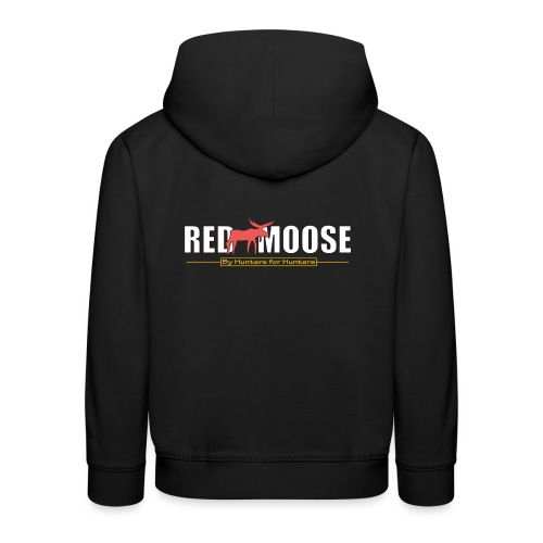 Red Moose logo - Premium-Luvtröja barn