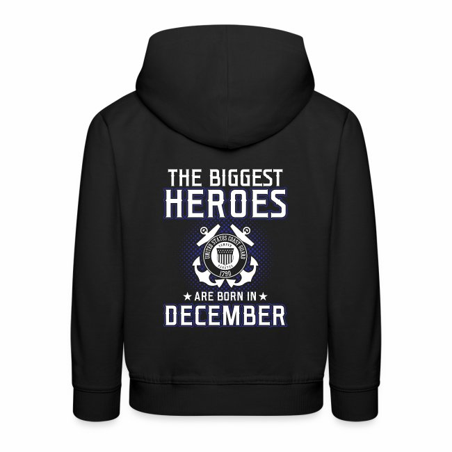 The Biggest Heroes Are Born In December