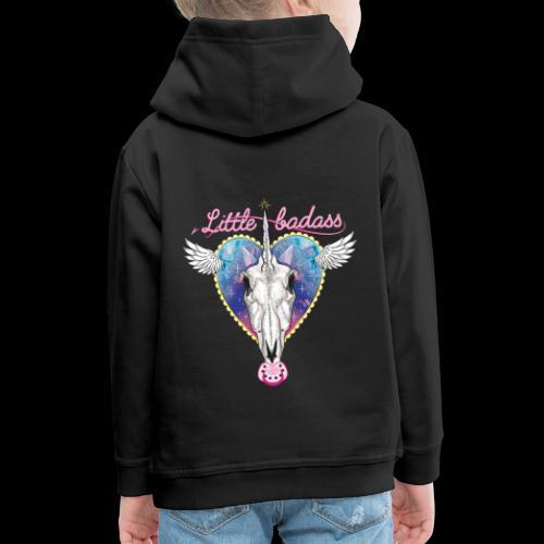 Little badass - Pull à capuche Premium Enfant