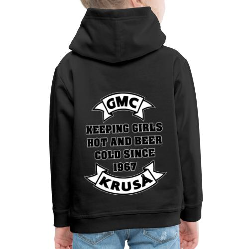 GMC HOLDING GIRLS HOT - Premium hættetrøje til børn