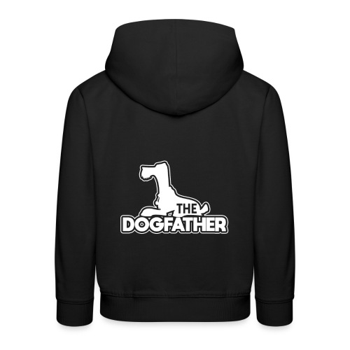 The DOGFATHER - Kinder Premium Hoodie