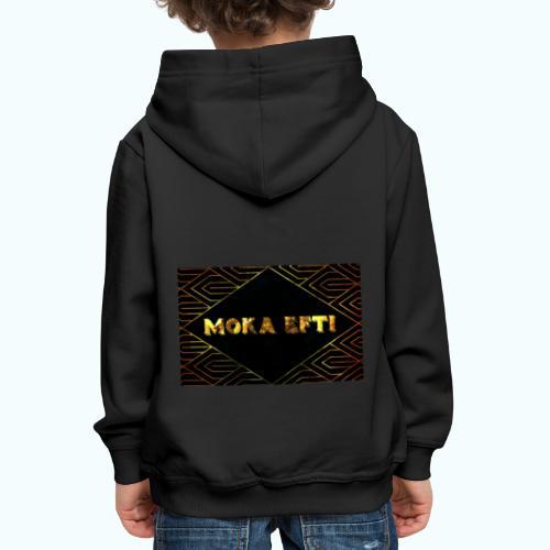 MOKA EFTI FASHION Design - Kids' Premium Hoodie