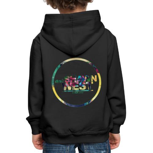SHAWN WEST ART OF COLOR - Kinder Premium Hoodie