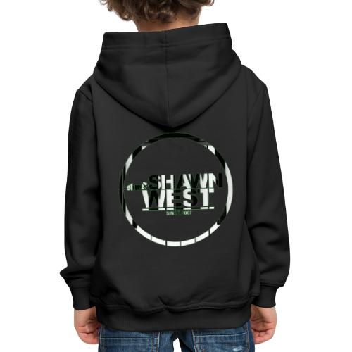 SHAWN WEST PIANO - Kinder Premium Hoodie