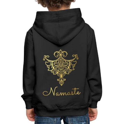 Namaste Collection - Kids' Premium Hoodie