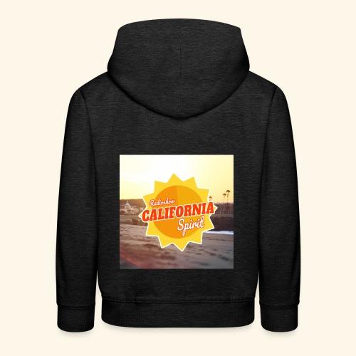 SunRise - Pull à capuche Premium Enfant