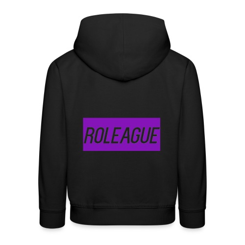 RoLeague Merch! - Kids' Premium Hoodie