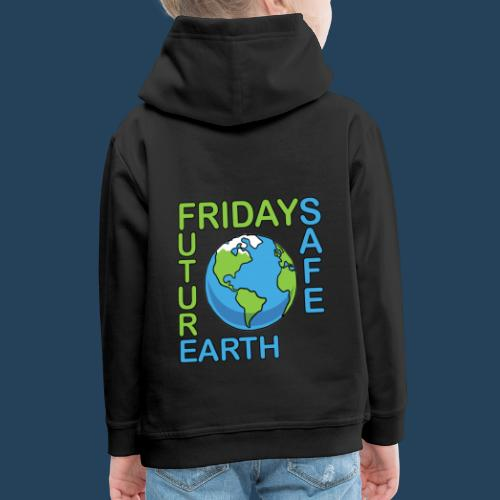 Safe Our Earth - Kinder Premium Hoodie