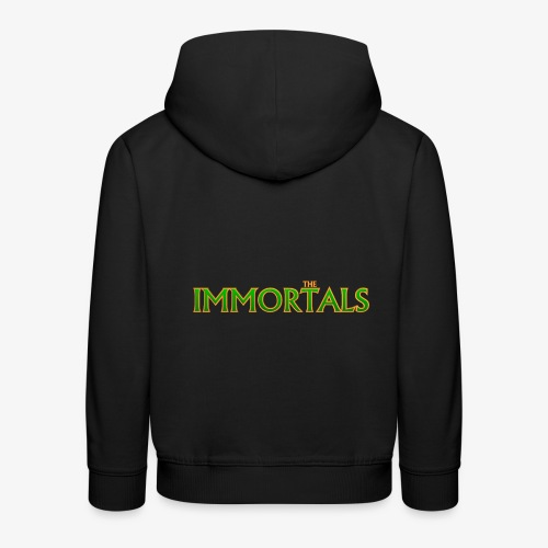 Immortals - Kids' Premium Hoodie