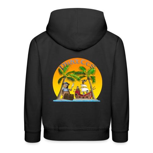 Piraten - Schatz - Kinder Premium Hoodie