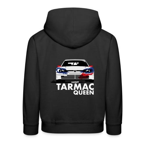 306 Maxi Rallye Tarmac Queen - Pull à capuche Premium Enfant