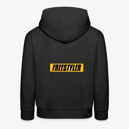 Freestyler Logo - Lasten premium huppari