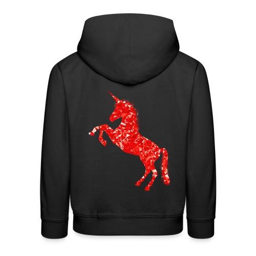 unicorn - Kinder Premium Hoodie