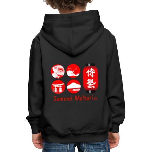Samurai Matsuri Festival - Kinder Premium Hoodie