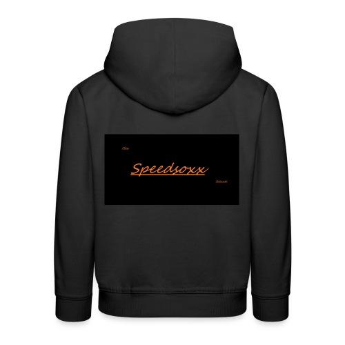 SPEEDSOXX - Kinder Premium Hoodie
