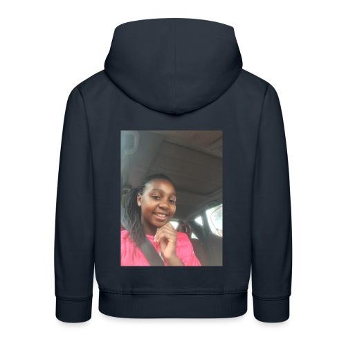 tee shirt personnalser par moi LeaFashonIndustri - Pull à capuche Premium Enfant