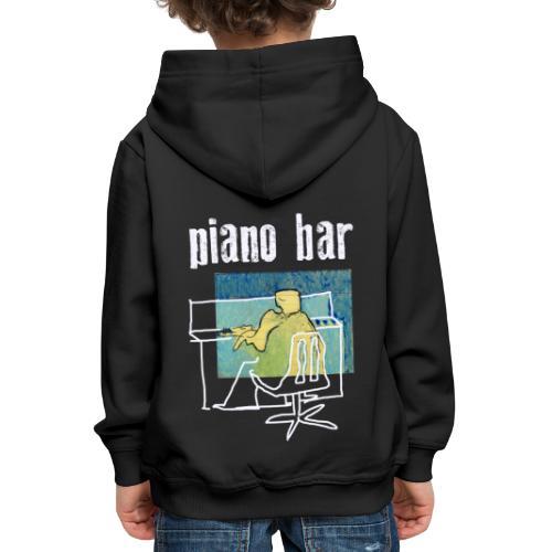 pianobar bunt 01 - Kinder Premium Hoodie