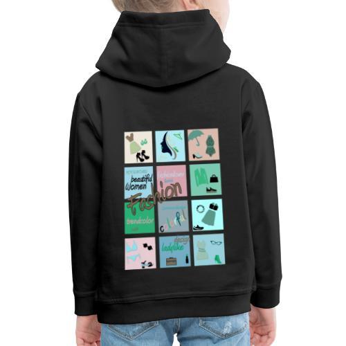 Fashionlover - Kinder Premium Hoodie