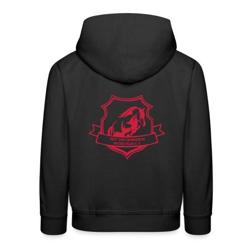 logo_rfv_hsf - Kinder Premium Hoodie