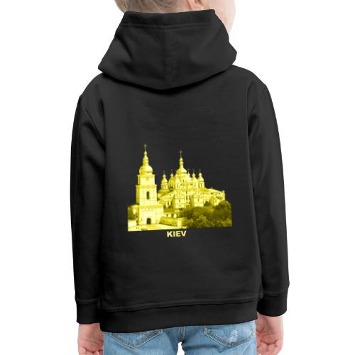 Kiev Kiew Ukraine Sophienkathedrale Kirche - Kinder Premium Hoodie