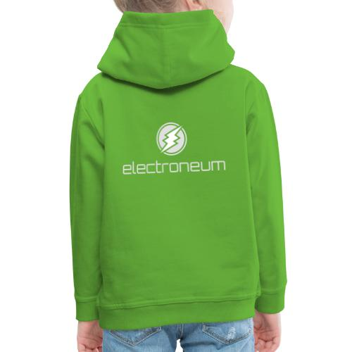 Electroneum # 2 - Kids' Premium Hoodie