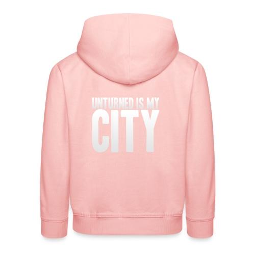 Unturned is my city - Kids' Premium Hoodie
