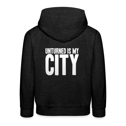 Unturned is my city - Kids' Premium Hoodie