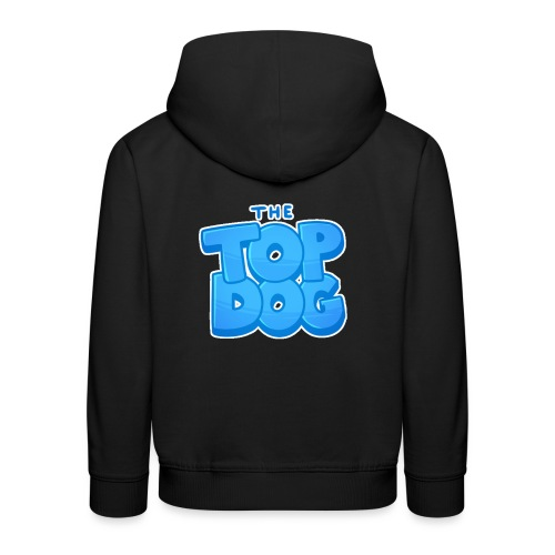 Top Dog merch - Kids' Premium Hoodie