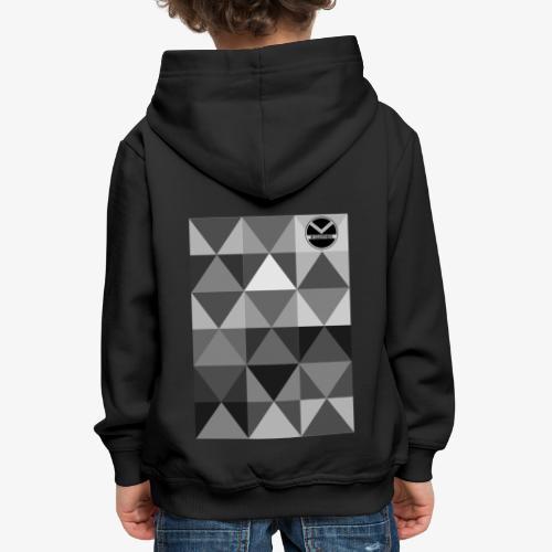 |K·CLOTHES| TRIANGULAR ESSENCE - Sudadera con capucha premium niño