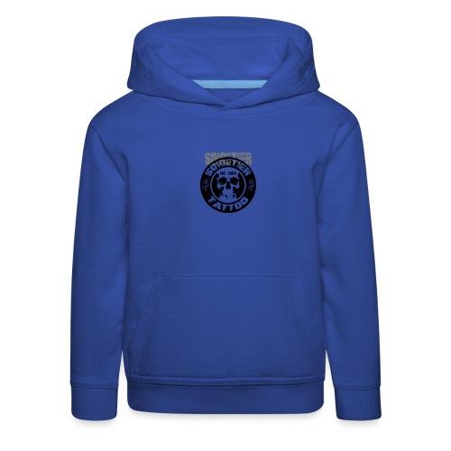 logo bad1 - Kinder Premium Hoodie