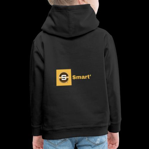 Smart' ORIGINAL Limited Editon - Kids' Premium Hoodie