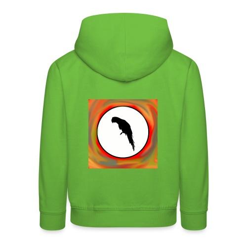 Papagei - Kinder Premium Hoodie