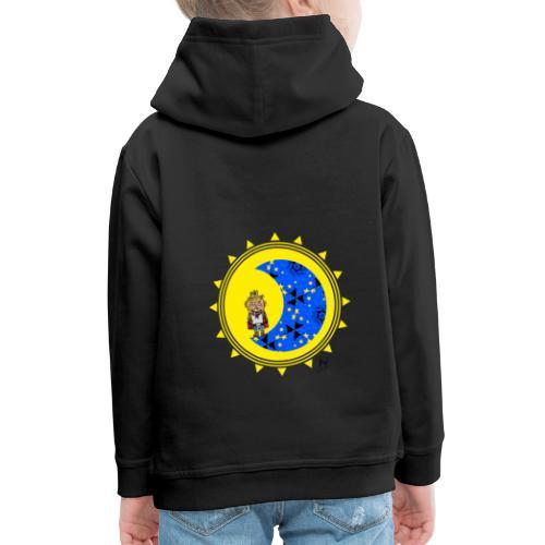 Cosmos - Pull à capuche Premium Enfant