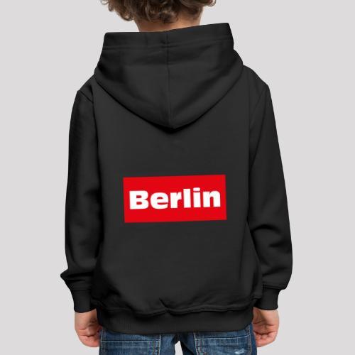 Berlin - Kinder Premium Hoodie