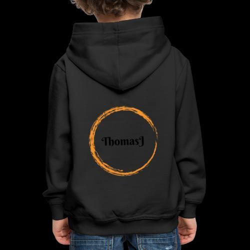 ThomasJ Deluxe 2019 - Felpa con cappuccio Premium per bambini